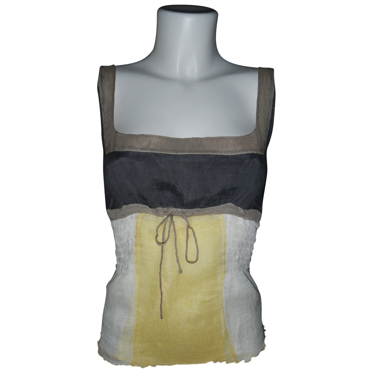 Maliparmi \N Silk  top for Women 44 IT