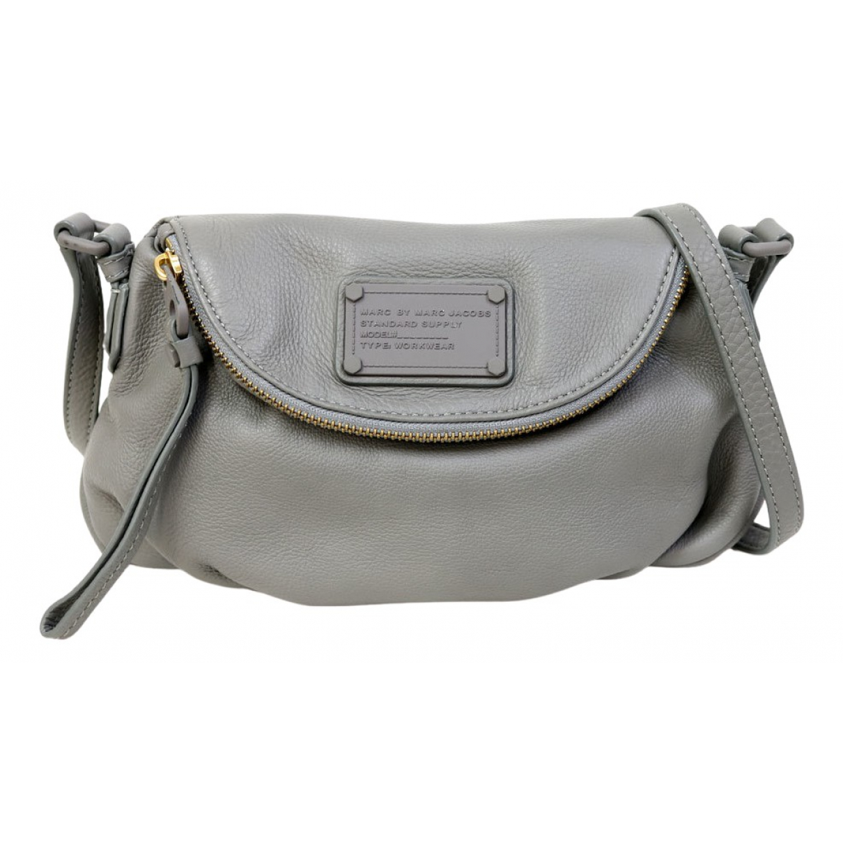 Marc Jacobs N Grey Leather bag for Men N