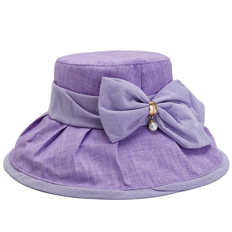 Ericdress Bucket Hat Bowknot Fall Hats