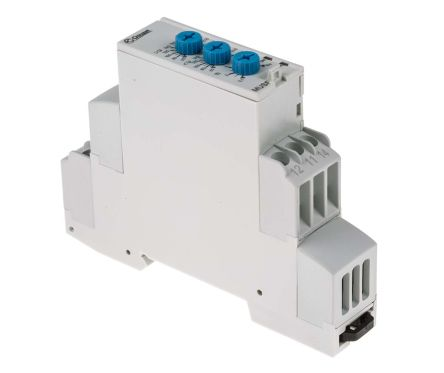 Crouzet Voltage Monitoring Relay With SPDT Contacts, 110 → 240 V ac/dc Supply Voltage, 1 Phase, Overvoltage,
