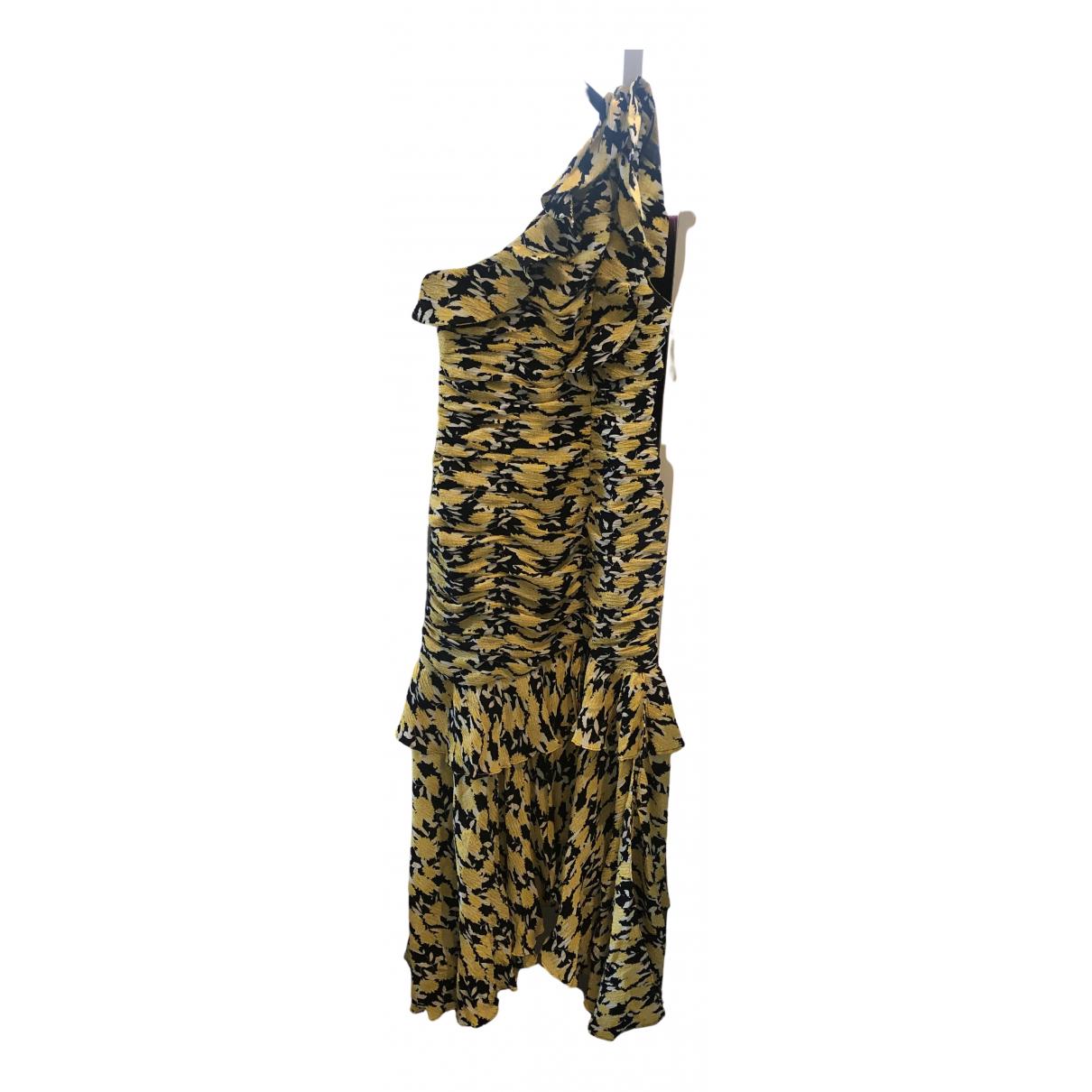 C/meo - Robe   pour femme - jaune