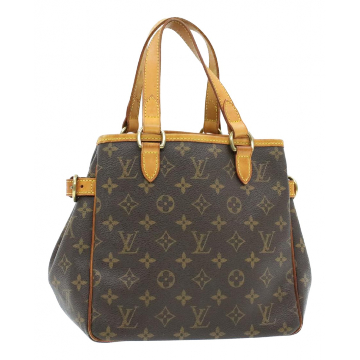 Louis Vuitton Batignolles Brown Cloth handbag for Women N