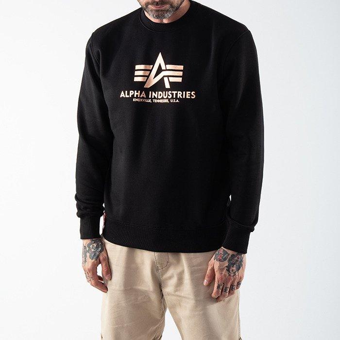Alpha Industries Basic Sweater Foll Print 178302FP 365