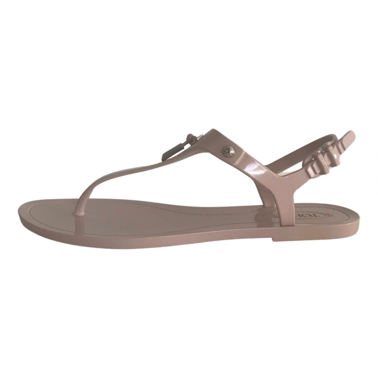 Tod's \N Pink Sandals for Women 39 EU