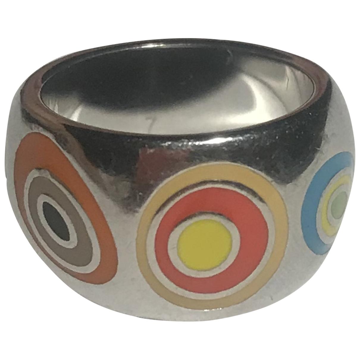 Swatch - Bague   pour femme en acier - multicolore