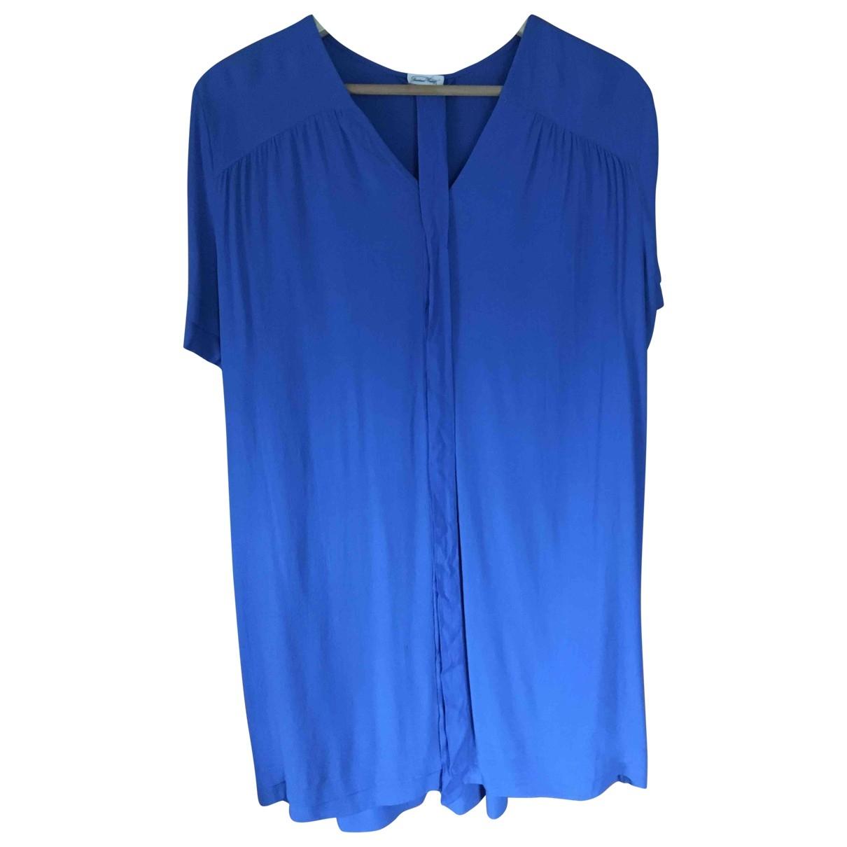 American Vintage - Robe   pour femme - bleu