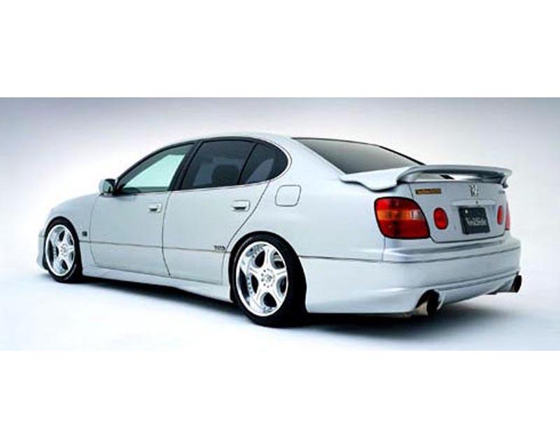 VeilSide 1998-2005 Lexus GS300 GS400/ Toyota Aristo JZS161 K-I Model Rear Wing (FRP)