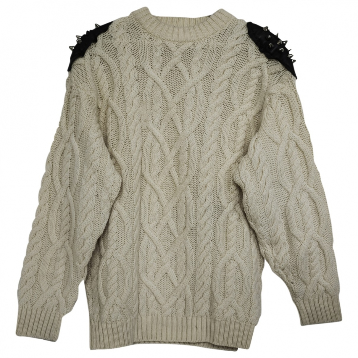 The Ragged Priest - Pull   pour femme en laine - beige