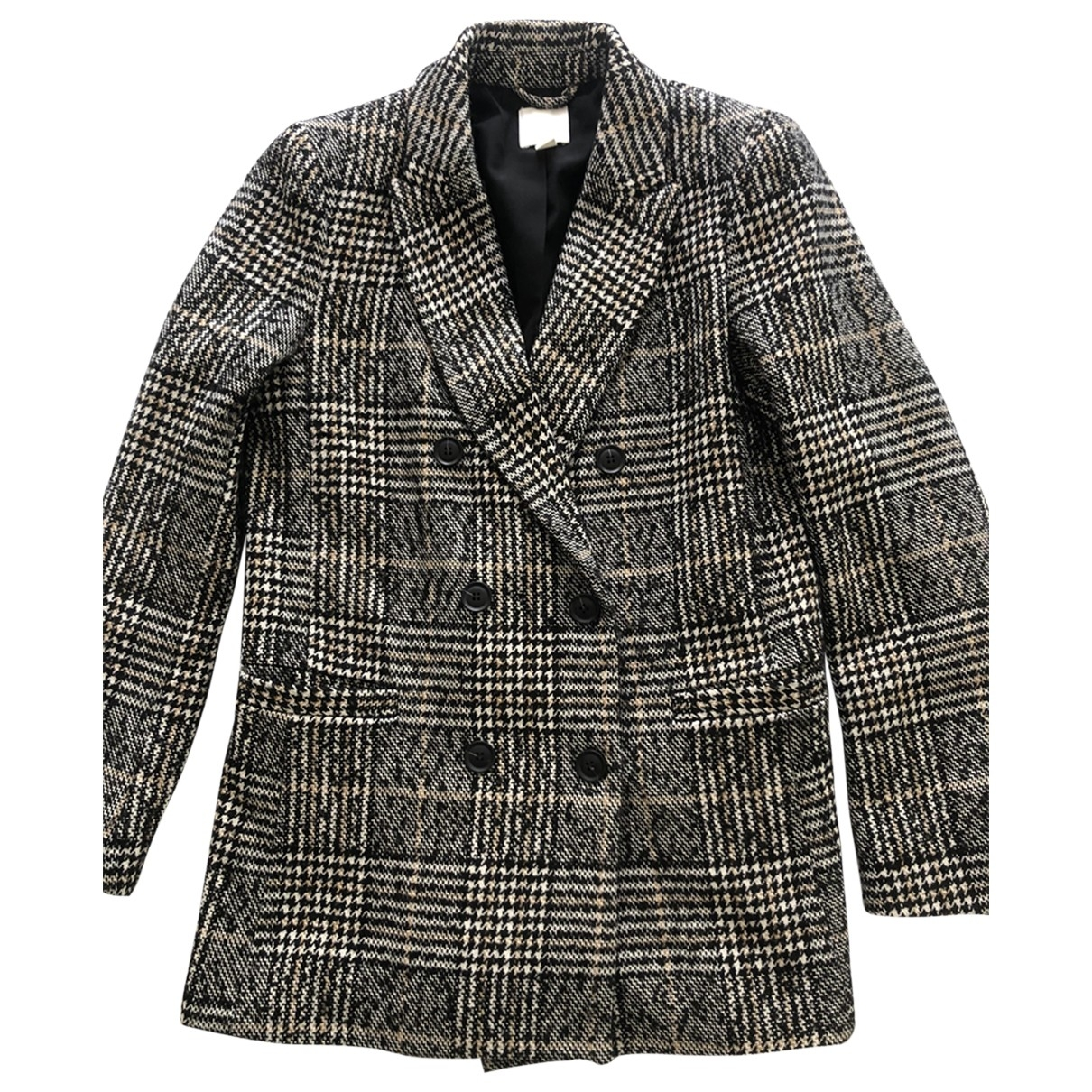 H&m Conscious Exclusive \N Jacke in  Bunt Tweed