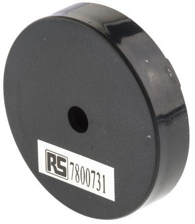 RS PRO 1 → 30 V Pk-Pk 90dB Through Hole Continuous External Piezo Buzzer (5)