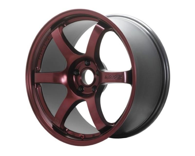 GramLights WGI635MSR 57DR Wheel 19x10.5 5x112 35mm Sputter Red