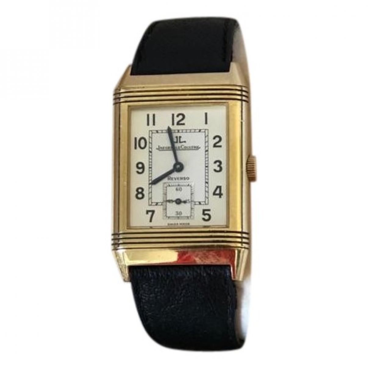 Jaeger-lecoultre Reverso Grand Modele Uhr in  Gold Gelbgold