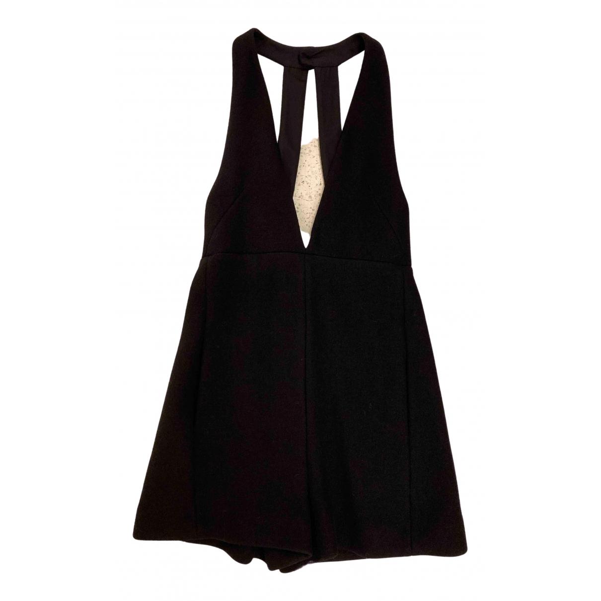 Chloé \N Black Wool jumpsuit for Women 34 FR