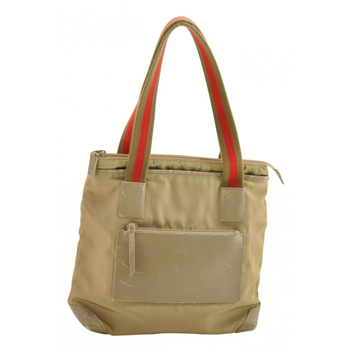 Gucci N Khaki Cloth handbag for Women N