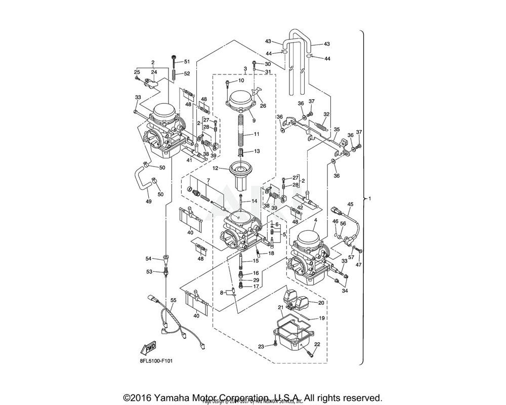 Yamaha OEM 8ES-14948-06-00 JET (#48)   AP