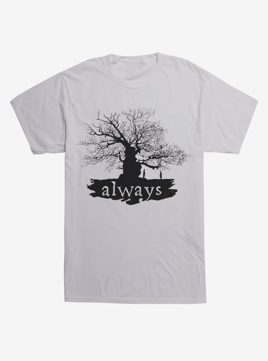 Harry Potter Always Tree T-Shirt