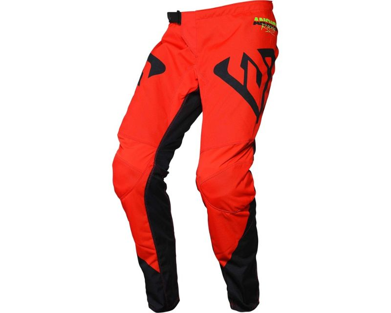 Answer 444998 A20 Syncron Pro Glo Pants Red Black Hyperacid Y16