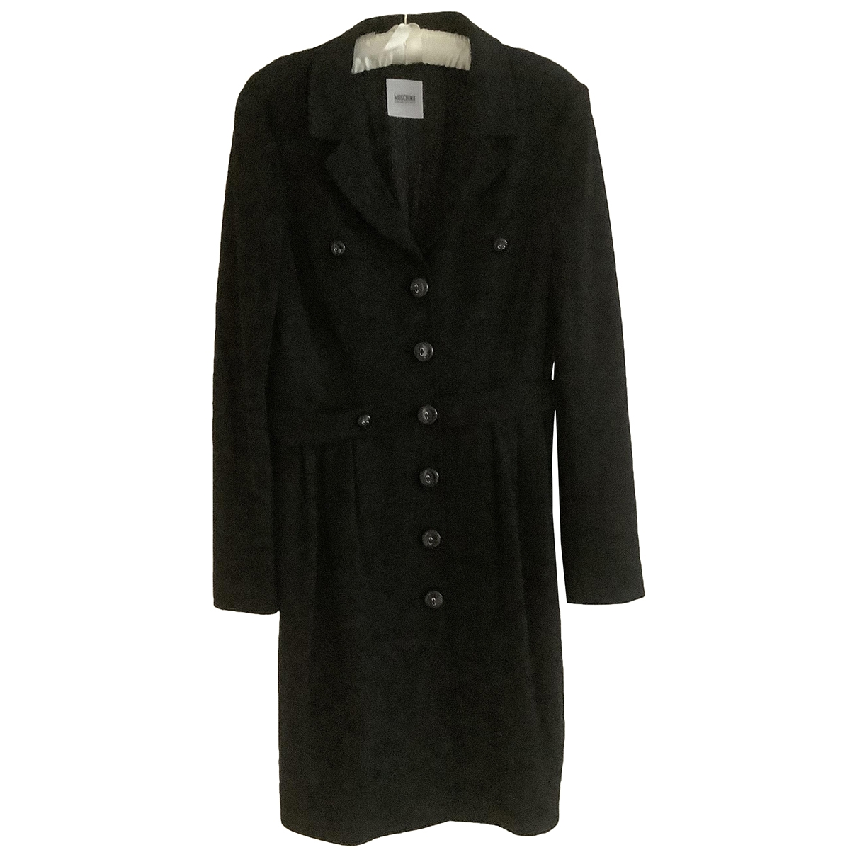 Moschino Cheap And Chic - Manteau   pour femme - noir