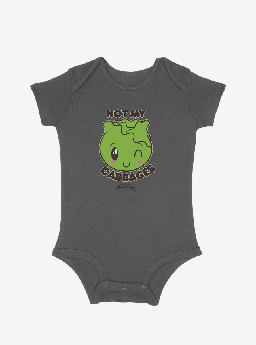 Avatar: The Last Airbender Not My Cabbages Infant Bodysuit