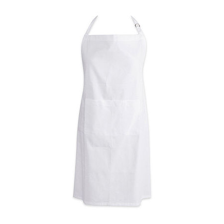 Design Imports Xl Chef Apron, One Size , White
