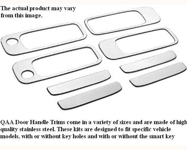 Quality Automotive Accessories Stainless Steel Door Handle Trim Lexus GS400 | 430 2004