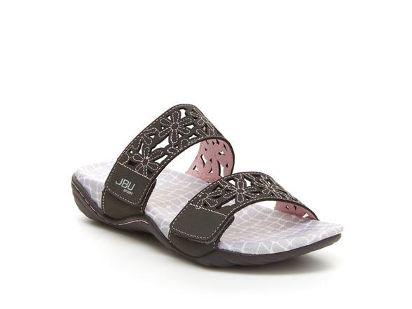 Jbu Womens Wildflower Sandals