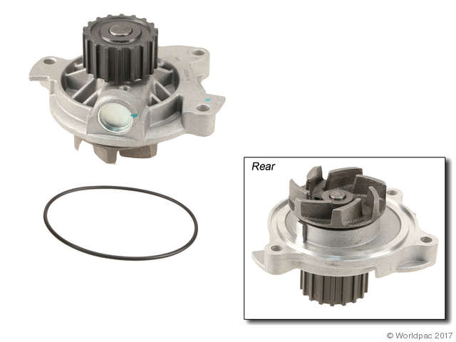 Metrix W0133-1620675 Engine Water Pump Volkswagen Eurovan