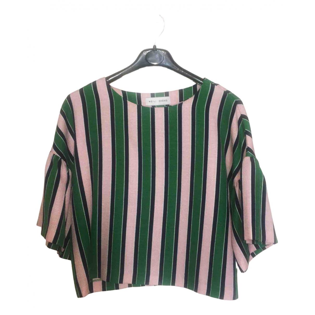 Camiseta Weili Zheng