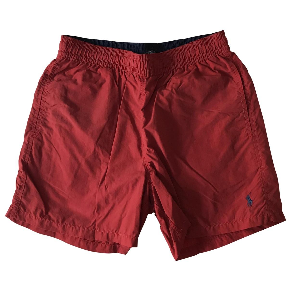 Polo Ralph Lauren \N Red Swimwear for Men S International