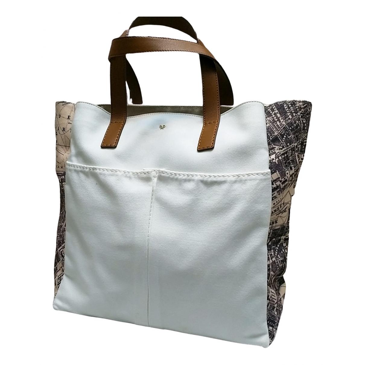 Anya Hindmarch \N Multicolour Cloth handbag for Women \N