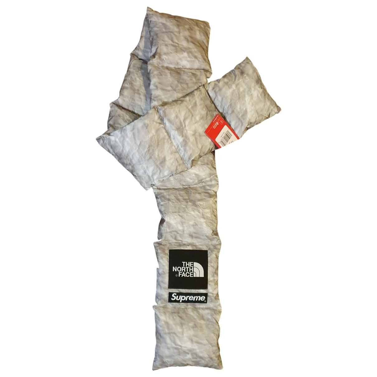 Supreme X The North Face - Cheches.Echarpes   pour homme - gris