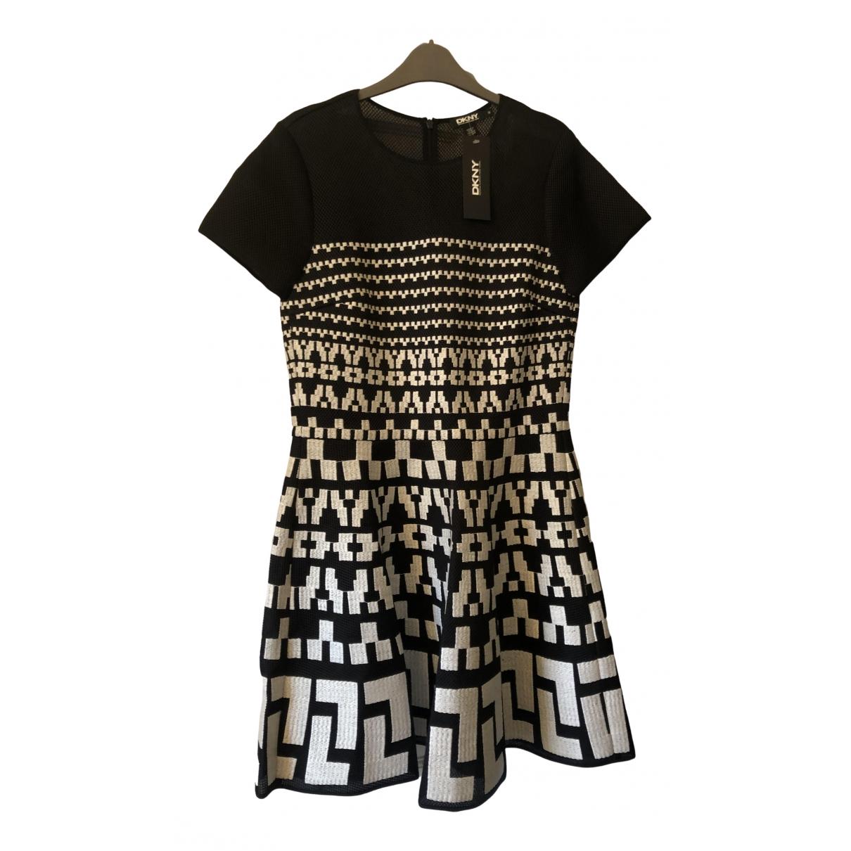 Dkny \N Kleid in Polyester