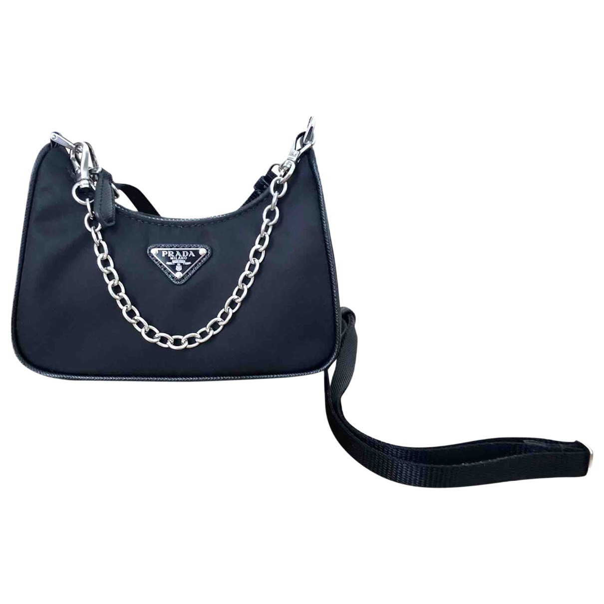 Bolso  Re-edition de Lona Prada