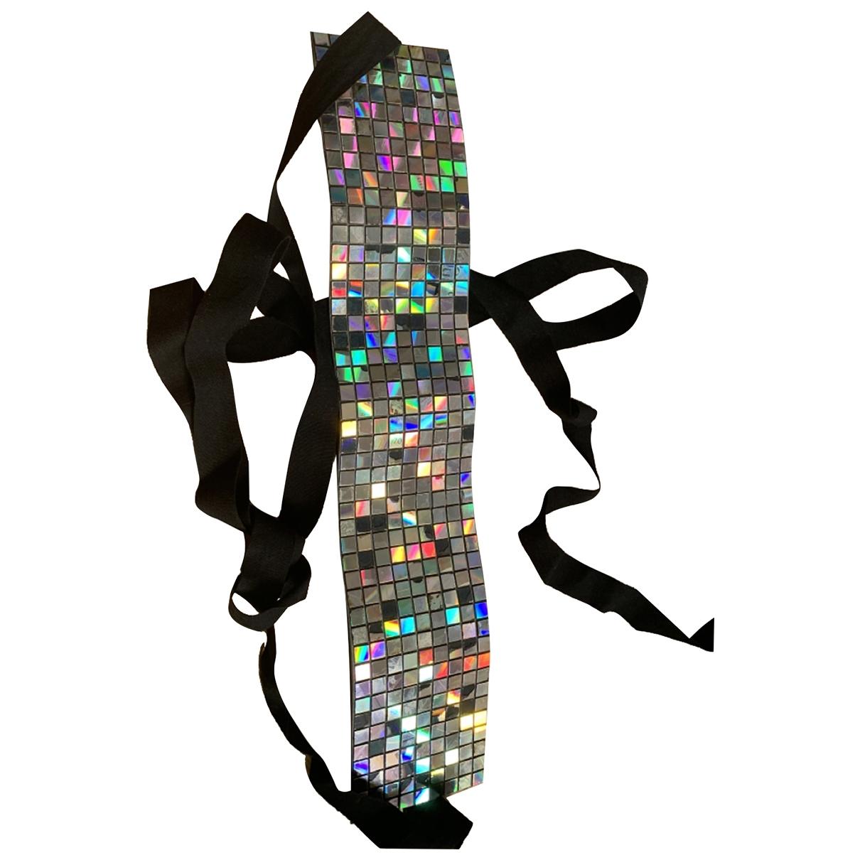 Maison Martin Margiela \N Multicolour Leather belt for Women M International