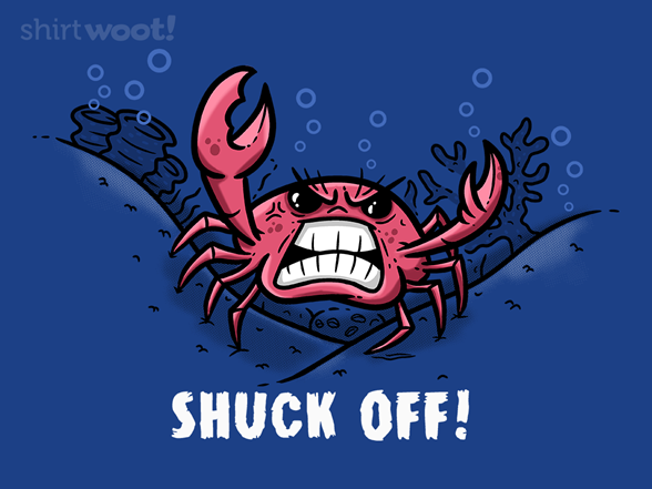 A Little Crabby T Shirt