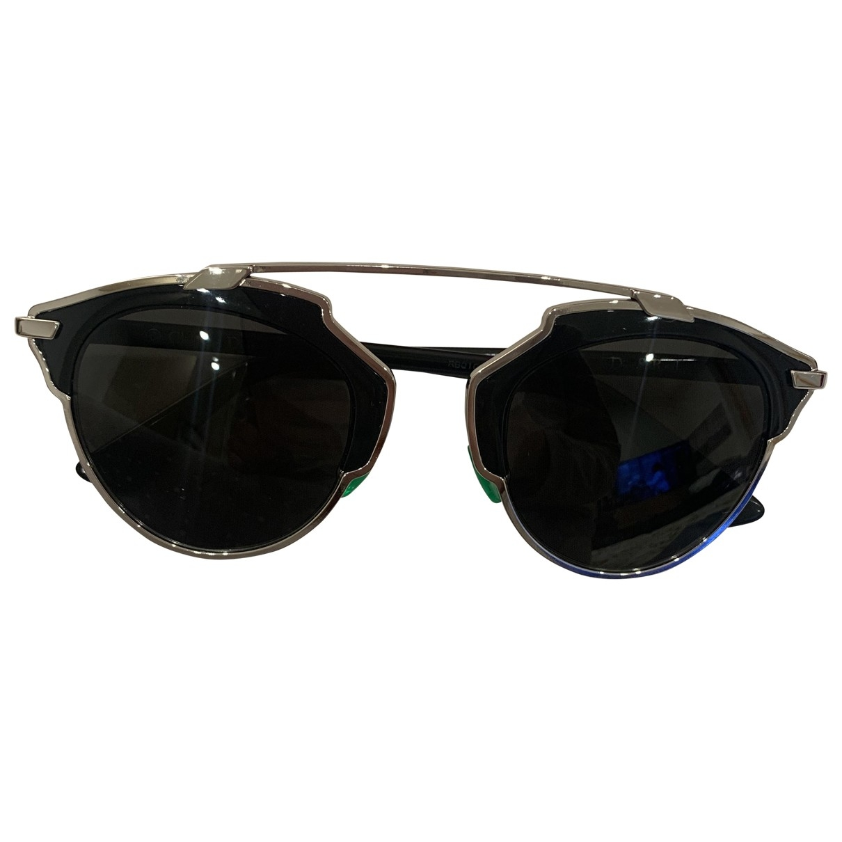 Dior So Real  Black Sunglasses for Women \N