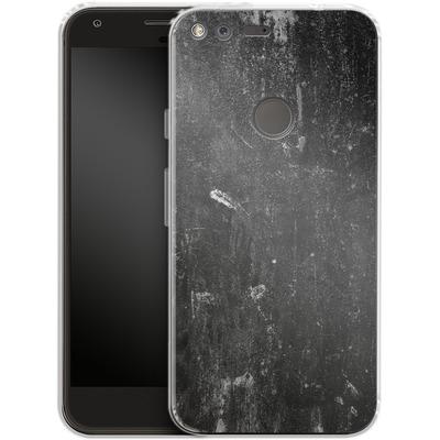 Google Pixel Silikon Handyhuelle - Grundge von caseable Designs