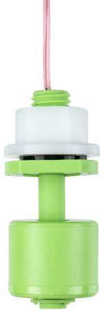 Cynergy3 Vertical Float Switch Polyvinylidene Fluoride NO/NC Float 1m 240V, 120V