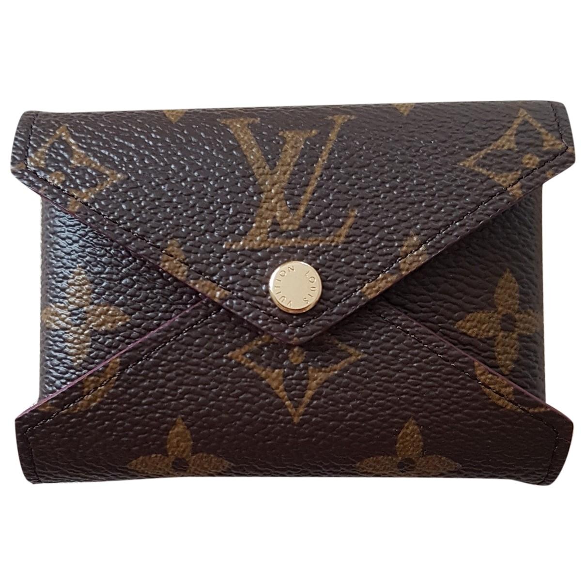 Louis Vuitton Kirigami Brown Cloth Clutch bag for Women \N