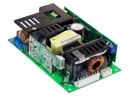 Mean Well , 99W Embedded Switch Mode Power Supply SMPS, 5 V dc, ±15 V dc, Open Frame, Medical Approved