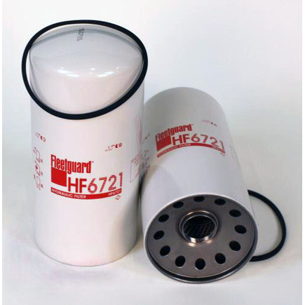 Fleetguard HF6721 - Hydraulic, Spin On Filter