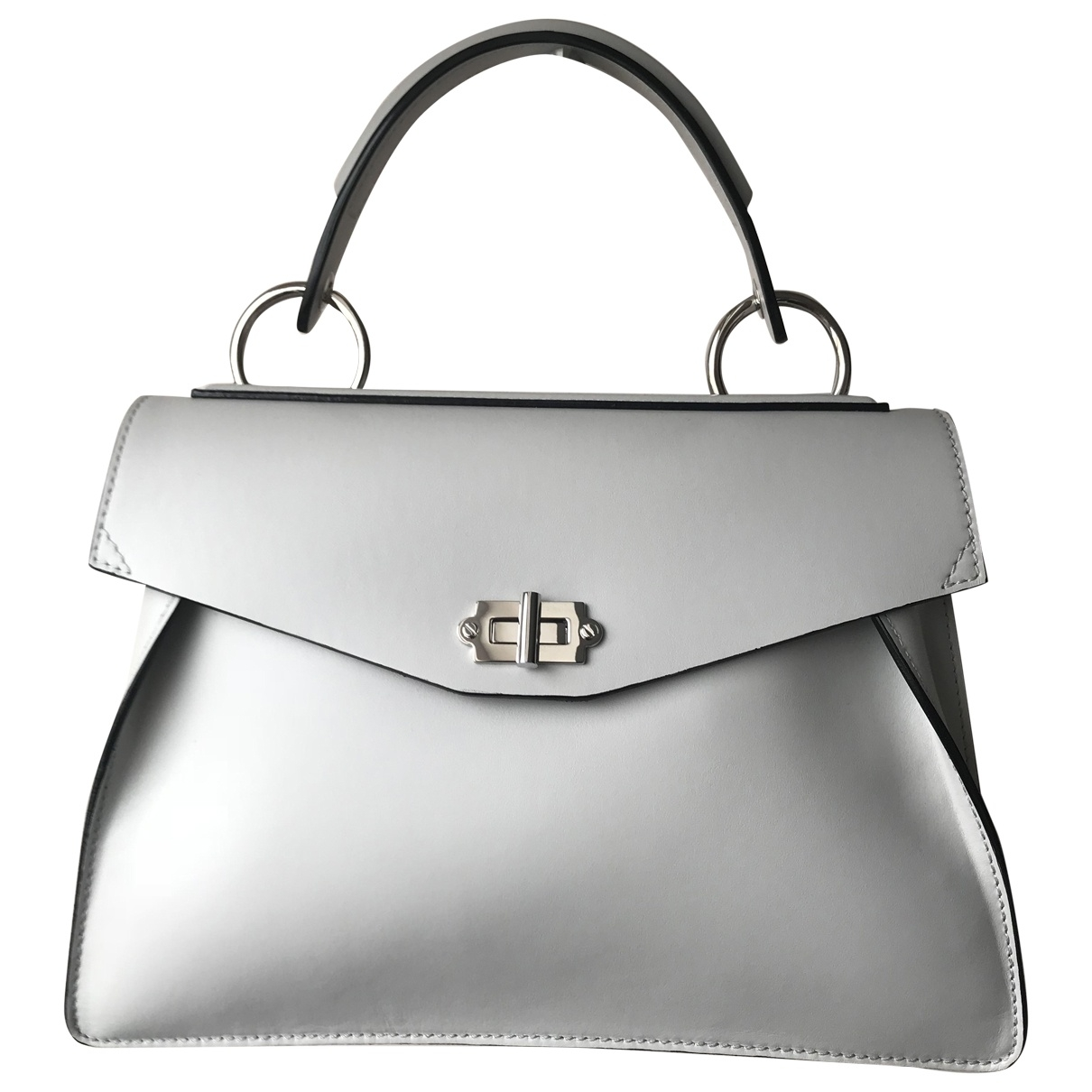 Proenza Schouler Hava White Leather handbag for Women \N