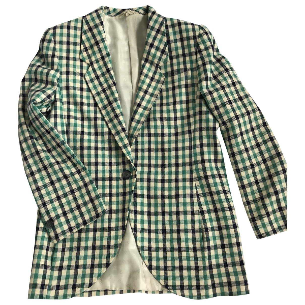 Etienne Aigner \N Multicolour Wool jacket for Women 40 FR