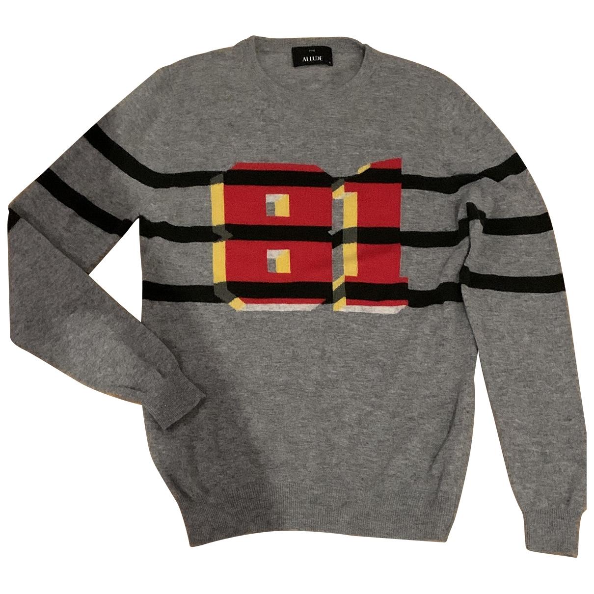 Allude \N Pullover.Westen.Sweatshirts  in  Bunt Kaschmir