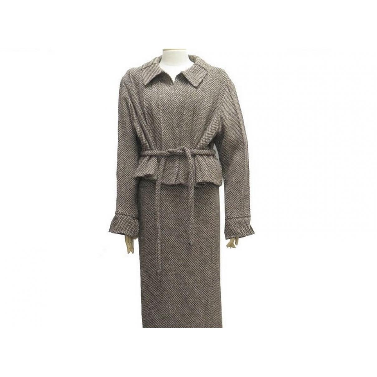 Chanel \N Brown Wool jacket for Women S International
