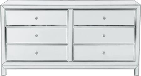 MF72036 Dresser 6 Drawers 60