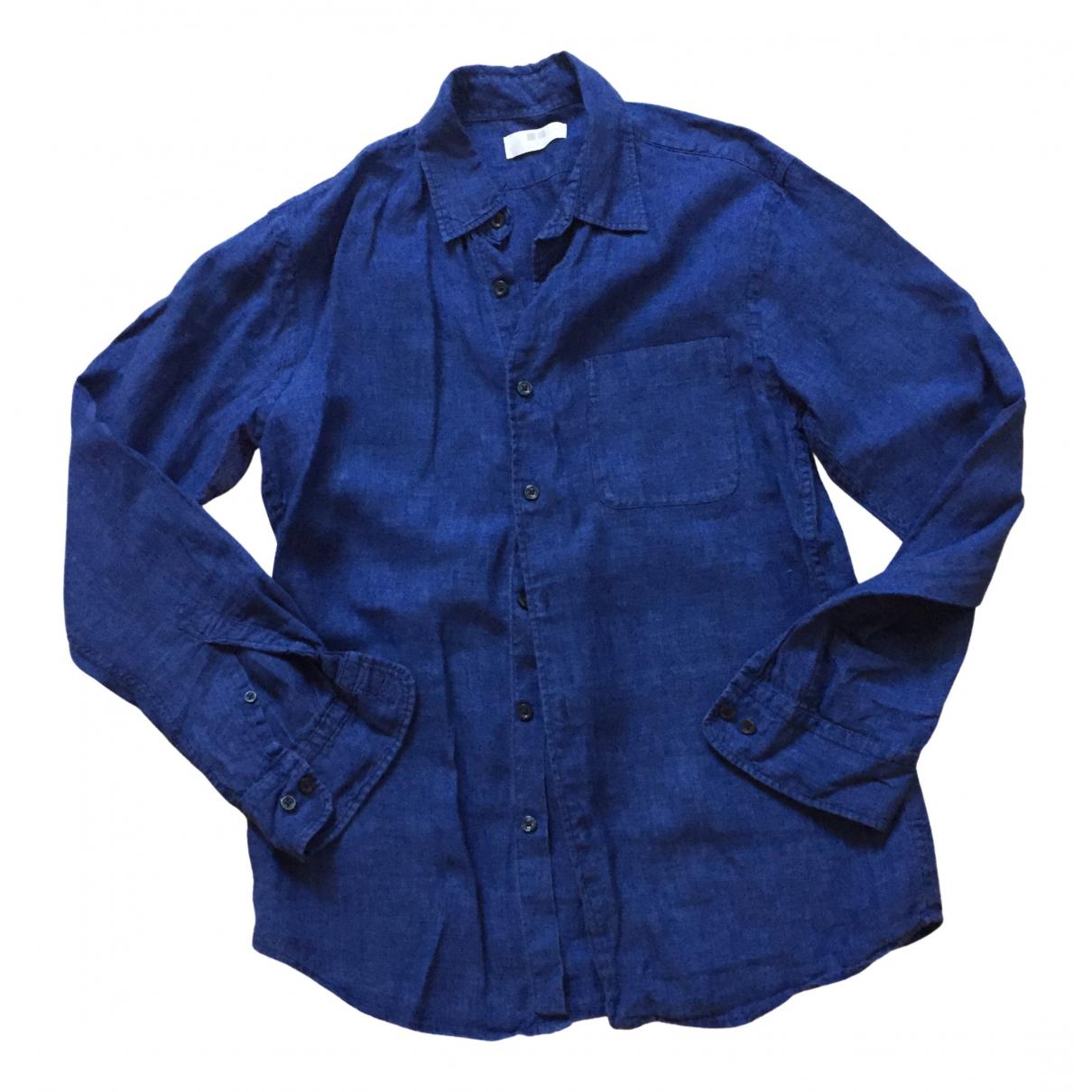 Camisas de Lino Uniqlo