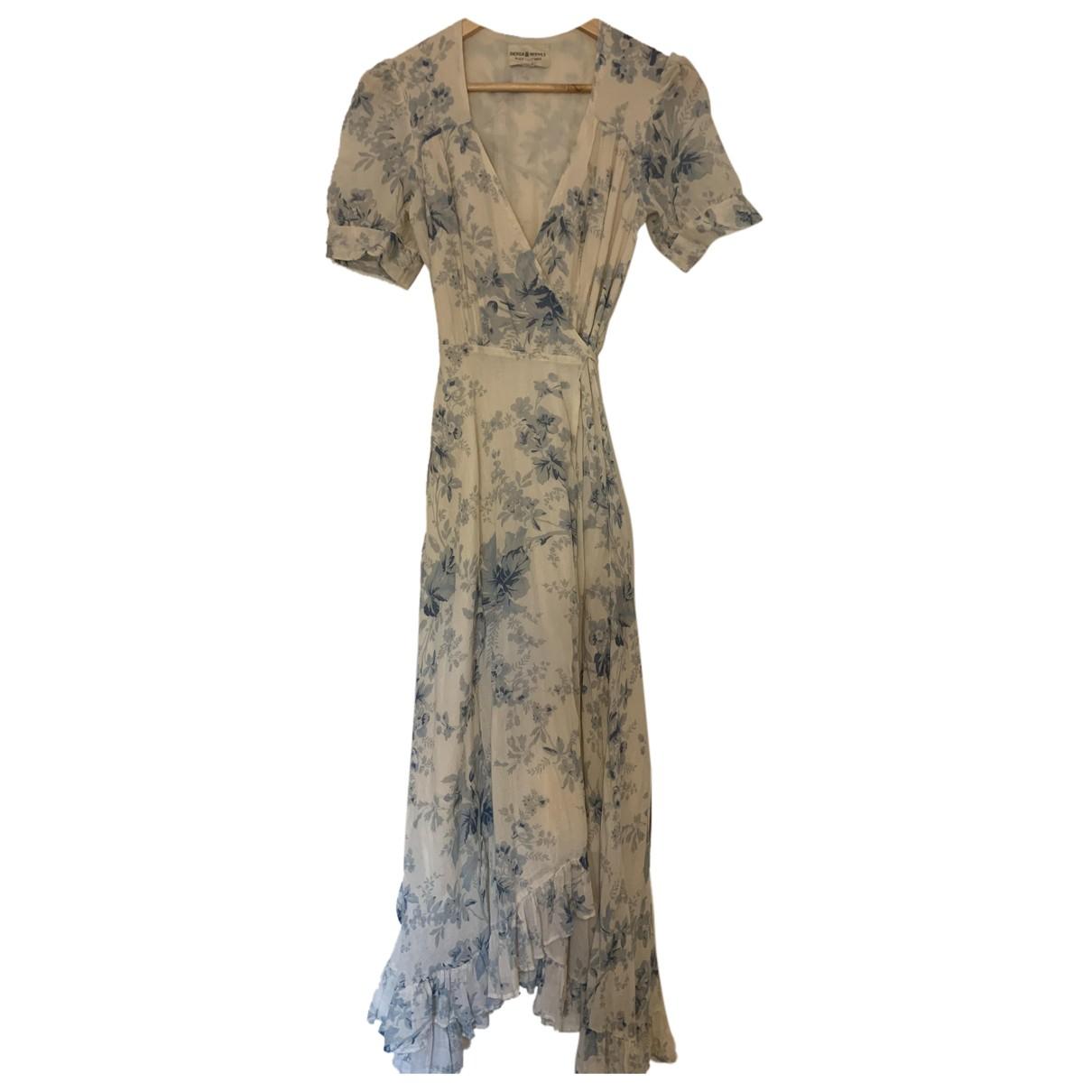 Ralph Lauren N Ecru Cotton dress for Women S International