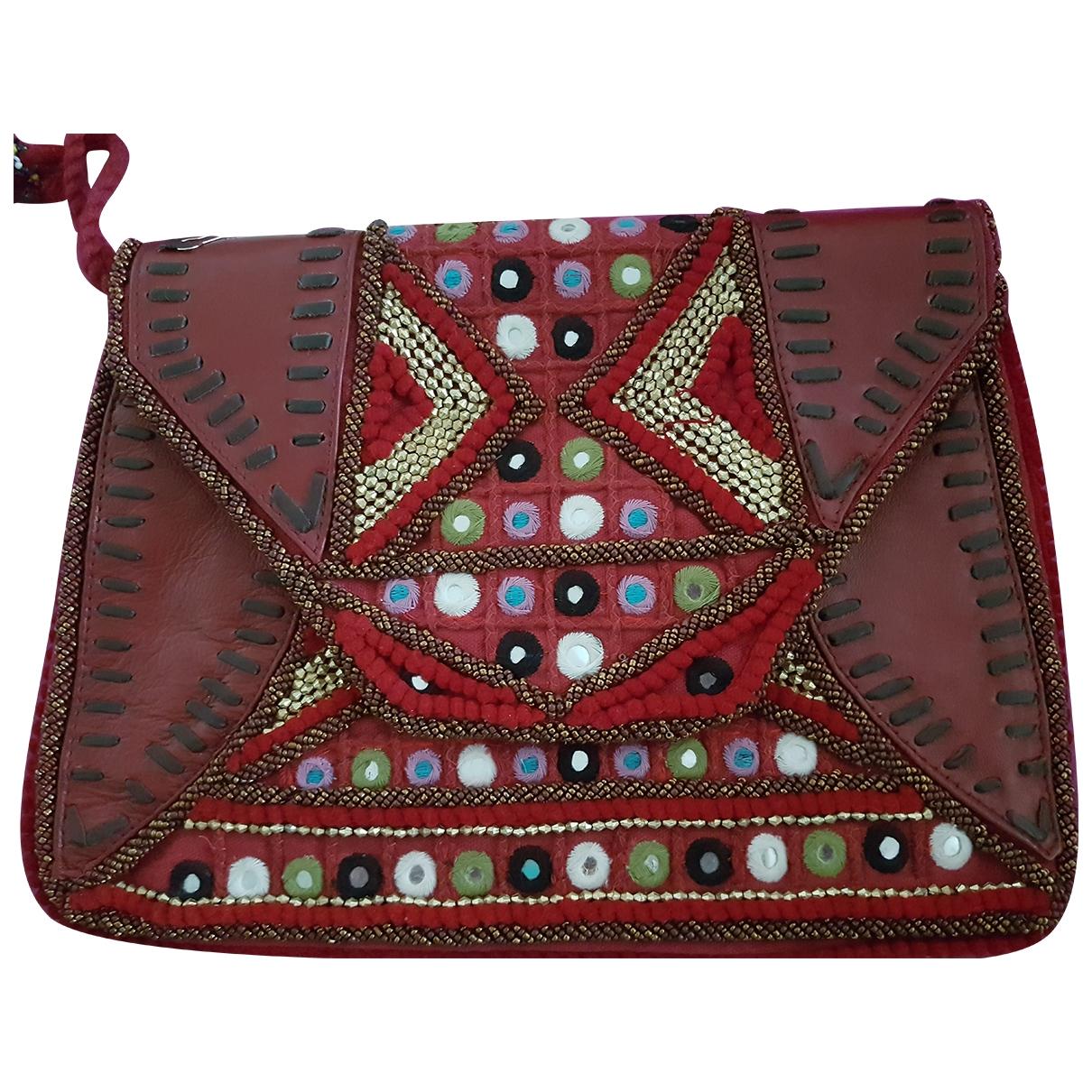 Pochette de Cuero Antik Batik