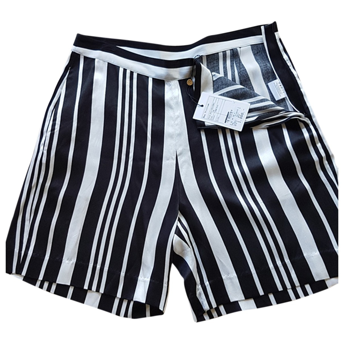 Day Birger & Mikkelsen \N Shorts in  Schwarz Polyester